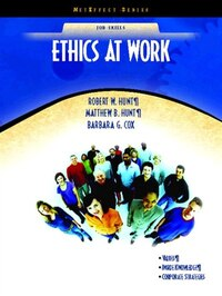 Ethics At Work (neteffect Series): The Right Action (NetEffect Series)