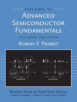 Book Advanced Semiconductor Fundamentals by Robert F. Pierret
