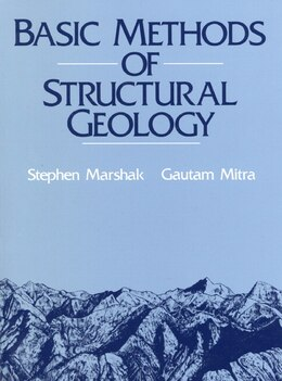 Book Basic Methods of Structural Geology by Stephen Marshak