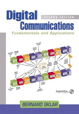 Book Digital Communications: Fundamentals and Applications by Bernard Sklar