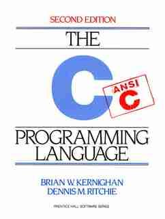 C Programming Language by Brian W. Kernighan