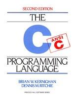 Book C Programming Language by Brian W. Kernighan
