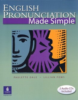 Book ENGLISH PRONUNCIATION MADE SIM: STBK/AUDIO CD by Lillian Poms