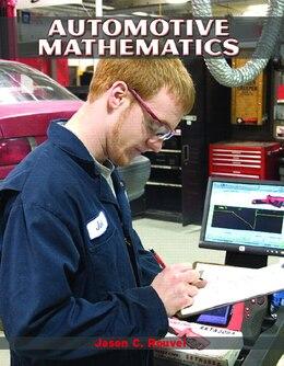 Book Automotive Mathematics by Jason C. Rouvel