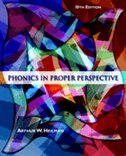 Book Phonics In Proper Perspective by Arthur W. Heilman