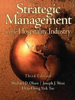 Book Strategic Management in the Hospitality Industry by Michael D. Olsen