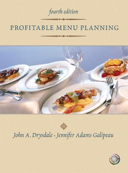 Book Profitable Menu Planning by John A. Drysdale