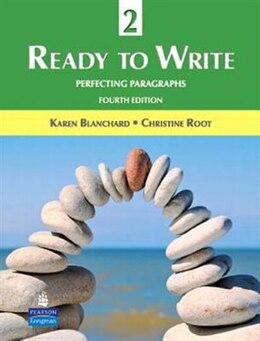 Book Ready To Write 2: Stbk by PEARSON LONGMAN
