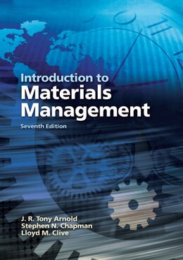 Book Introduction to Materials Management by J. R. Tony Arnold
