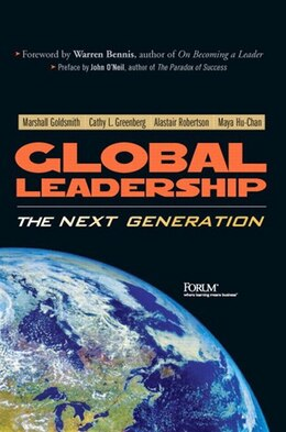 Book Global Leadership: The Next Generation by Marshall Goldsmith