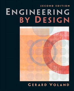 Book Engineering By Design by Gerard Voland