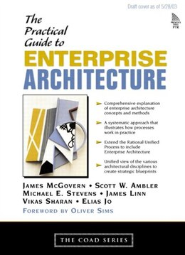 Book A Practical Guide to Enterprise Architecture by James McGovern