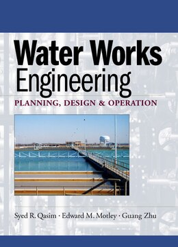Book Water Works Engineering: Planning, Design And Operation by Syed R. Qasim