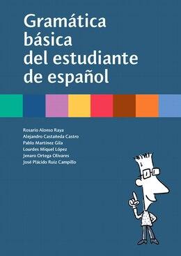 Book Gramatica basica del estudiante de espanol by S.l. Difusion