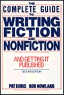 Book Complete Guide to Writing Fiction and Nonfiction, and Getting it Published by Pat Kubis