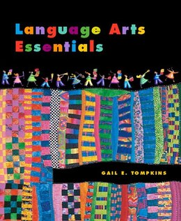 Book Language Arts Essentials by Gail E. Tompkins