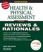Pearson Nursing Reviews & Rationales: Health & Physical Assessment