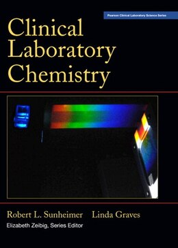 Book Clinical Laboratory Chemistry by Robert Sunheimer