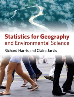Book Statistics for Geography and Environmental Science by Richard Harris
