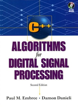 Book C++ Algorithms for Digital Signal Processing by Paul Embree