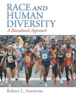 Book Race and Human Diversity: A Biocultural Approach by Robert L. Anemone