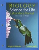 Book Laboratory Manual For Biology: Science For Life by Colleen Belk