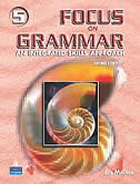 Book FOCUS GRAMMAR (5)           3E: Book by PEARSON LONGMAN