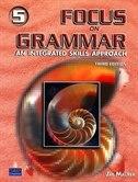 Book FOCUS GRAMMAR (5)           3E: Book + Audio Cd by PEARSON LONGMAN
