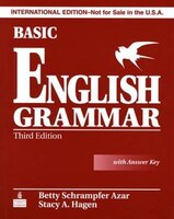 Basic English Grammar      3/e: BK/ANS.KEY + CD