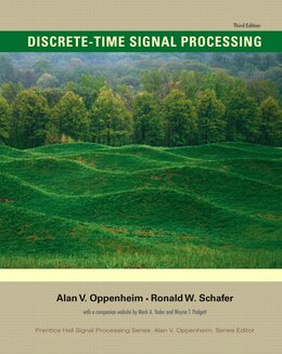 Book Discrete-Time Signal Processing by Alan V. Oppenheim