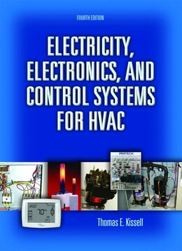Book Electricity, Electronics, And Control Systems For Hvac by Thomas E. Kissell