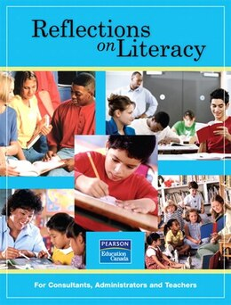 Book Reflections On Literacy by Norma Macfarlane