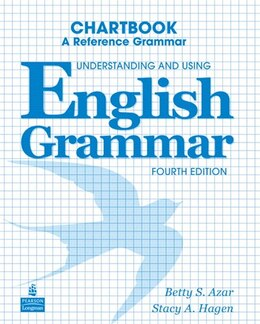 Book Underst. Using Eng Grammar 4/e: CHARTBOOK by PEARSON LONGMAN