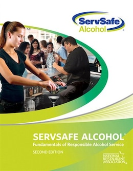 Book Servsafe Alcohol: Fundamentals Of Responsible Alcohol Service With Answer Sheet by Association Solutions National Restaurant Association