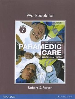 Book Workbook For Paramedic Care: Principles & Practice: Volume 7 by Bryan E. Bledsoe