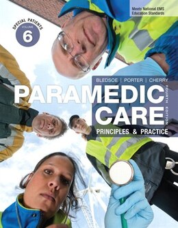 Book Paramedic Care: Principles & Practice, Volume 6: Special Patients by Bryan E. Bledsoe