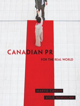Book Canadian Pr For The Real World by Maryse Cardin
