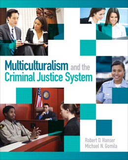 Book Multiculturalism And The Criminal Justice System by Robert D. Hanser