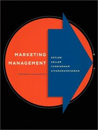 Marketing Management, Fourteenth Canadian Edition