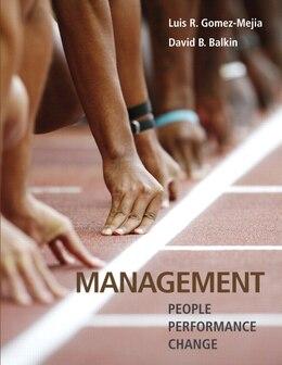 Book Management by Luis R. Gomez-Mejia