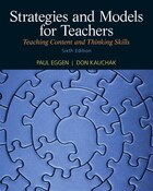 Strategies and Models for Teachers: Teaching Content and Thinking Skills
