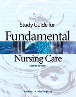 Book Workbook For Fundamental Nursing Care by Roberta Pavy Ramont