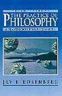 Book The Practice of Philosophy: Handbook for Beginners by Jay F. Rosenberg