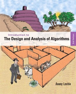 Book Introduction to the Design and Analysis of Algorithms by Anany Levitin