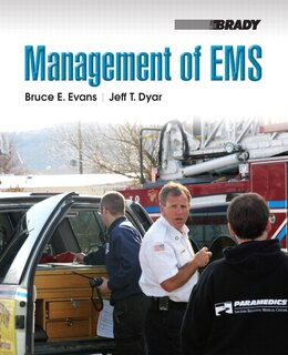 Book Management of EMS by Bruce E. Evans