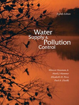 Book Water Supply and Pollution Control by Warren Viessman