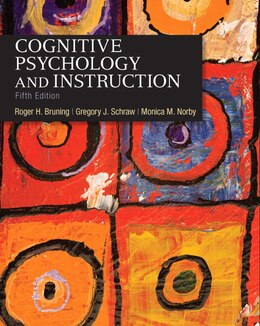 Book Cognitive Psychology and Instruction by Roger H. Bruning