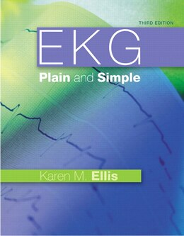 Book EKG Plain and Simple by Karen Ellis