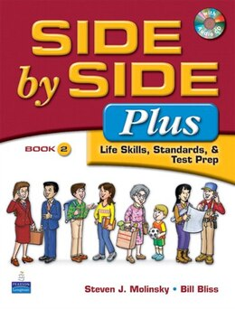 Book SIDE BY SIDE PLUS 2        3/E: STBK 2/CD by PEARSON LONGMAN