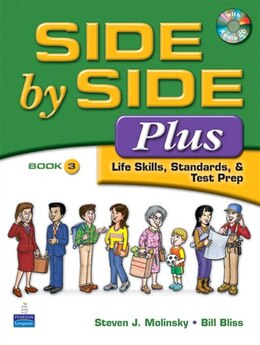 Book SIDE BY SIDE PLUS 3        3/E: STBK by PEARSON LONGMAN